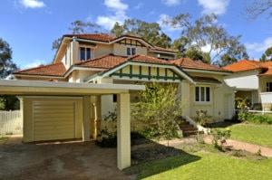Nedlands home extension