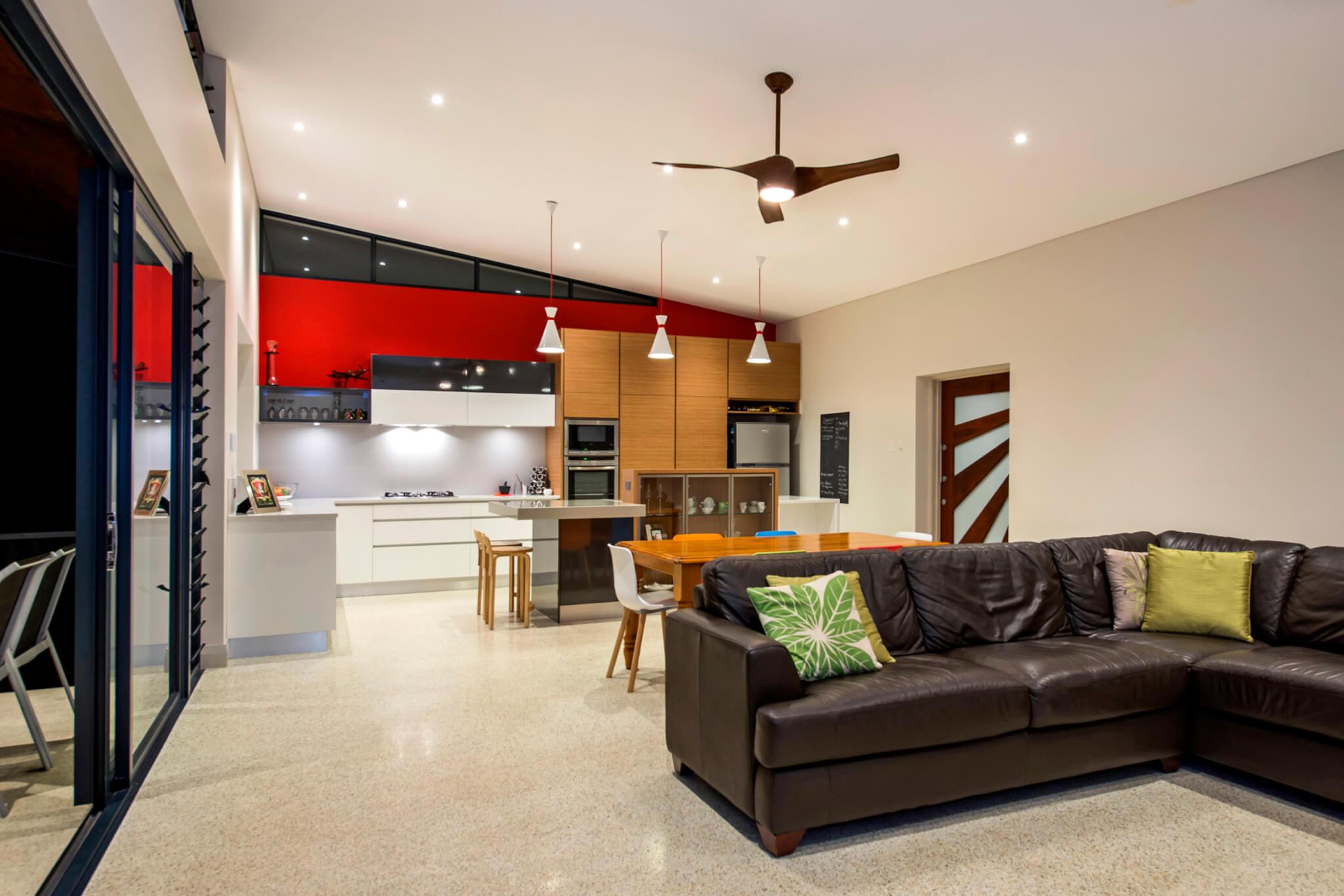 StJames home renovation