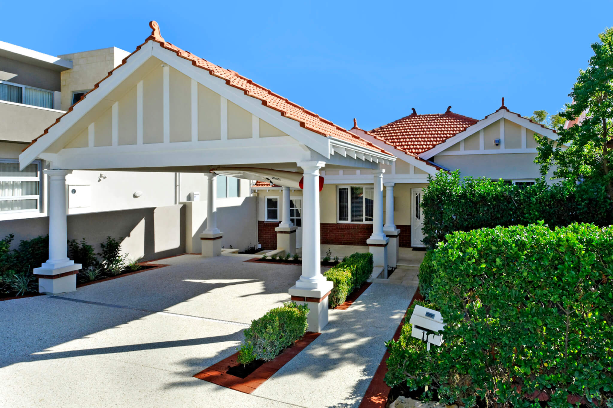 Swanbourne home renovation